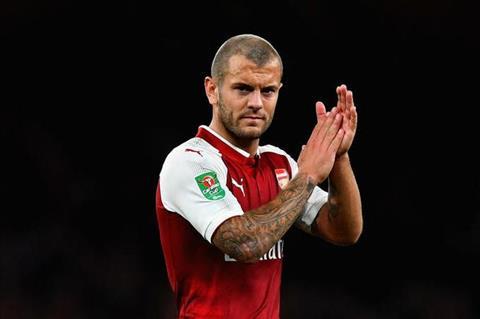 Wenger nhan Wilshere vung tin vao tuong lai tai Arsenal hinh anh