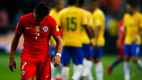 Alexis Sanchez (Chile): Them mot ngoi sao nua phai ngoi nha xem World Cup sau that bai cua DT Chile la Alexis Sanchez. Cung giong Van Dijk, Sanchez se co them thoi gian de can nhac ve tuong lai trong mua he toi.