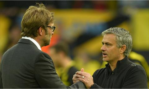 Truoc dai chien Liverpool vs MU Klopp ap dao Jose Mourinho hinh anh