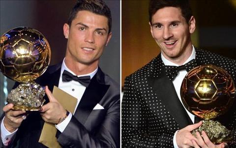 Xavi Ronaldo khong the so sanh voi Messi hinh anh