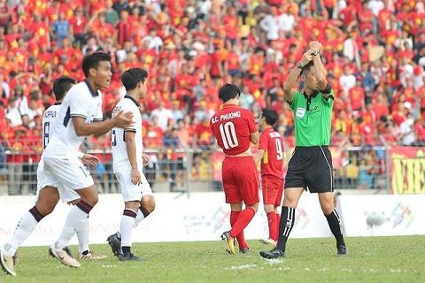Bóng đá Việt Nam Chào nhé cơn ác mộng sợ Thái hình ảnh