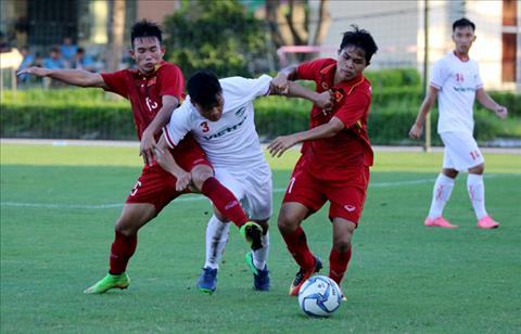 U19 Viet Nam co cu tap duot bo ich truoc vong loai U19 chau A hinh anh