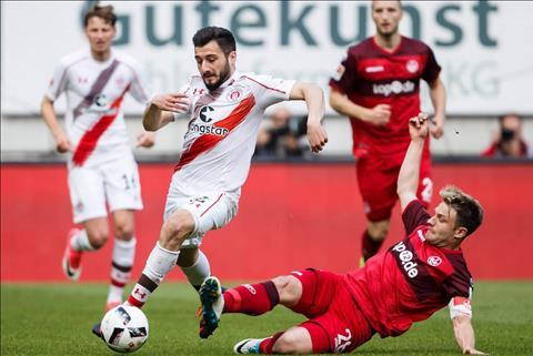 Nhan dinh StPauli vs Kaiserslautern 23h30 ngay 1310 (Hang 2 Duc 201718) hinh anh