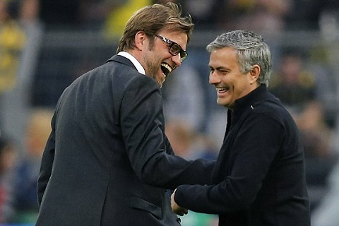 Mourinho va Klopp