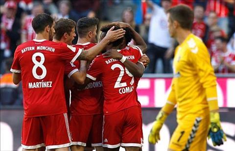 Bayern Munich 5-0 Freiburg HLV Heynckes tai xuat an tuong hinh anh