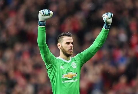 David de Gea Tam la chan thep cua Man United hinh anh 2
