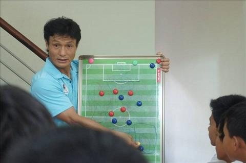 HLV Han Quoc he lo ly do tro thanh tro ly HLV Park Hang Seo hinh anh