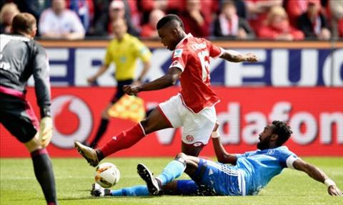 Nhan dinh Mainz vs Hamburg 20h30 ngay 1410 (Bundesliga 201718) hinh anh