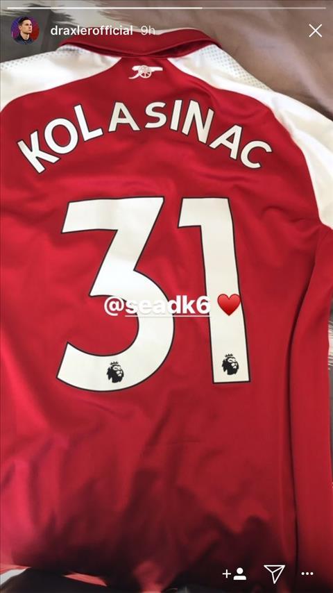 Sao PSG bat ngo ra tin hieu voi Arsenal hinh anh 2