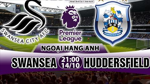Nhan dinh Swansea vs Huddersfield 21h00 ngay 1410 (Premier League 201718) hinh anh