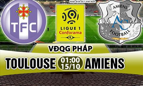 Nhan dinh Toulouse vs Amiens 01h00 ngay 1510 (Ligue 1 201718) hinh anh