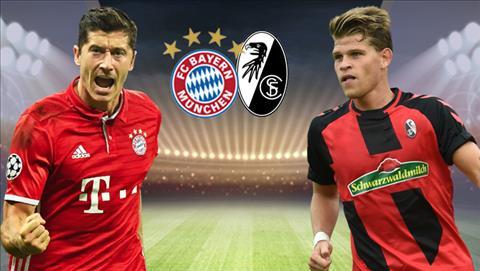 Nhan dinh Bayern Munich vs Freiburg 20h30 ngay 1410 (Bundesliga 201718) hinh anh