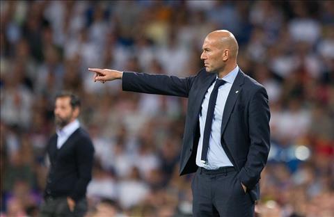 Zidane nhan Barca Trai tim toi co mau trang hinh anh