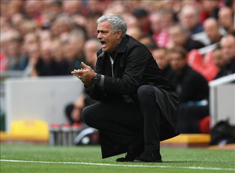 Mourinho Hau ve Liverpool xuat sac nhat, co nghia MU da choi tot hinh anh