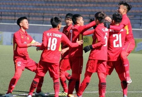 Viet Nam duoc dang cai vong loai U19 chau A vi cang thang Trieu Tien hinh anh