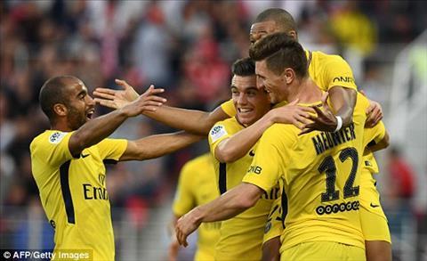 Dijon 1-2 PSG Thang nghet tho nho nhan to bi an hinh anh