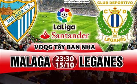 Nhan dinh Malaga vs Leganes 23h30 ngay 1510 (La Liga 201718) hinh anh
