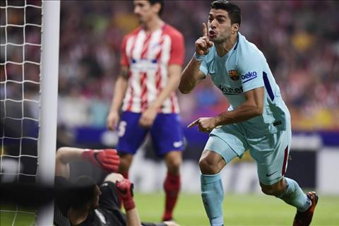 Nhung thong ke dang nho sau tran dau Atletico 1-1 Barca hinh anh 2