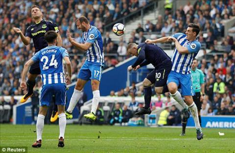 Thong ke an tuong tran Brighton 1-1 Everton hinh anh 2