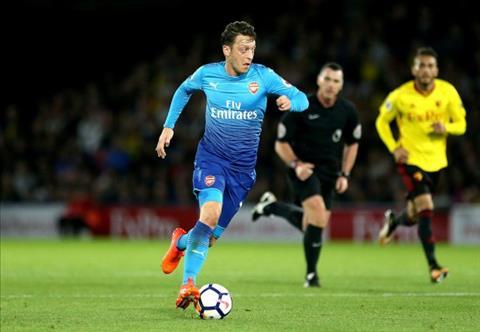 Tien ve Mesut Ozil se roi Arsenal vao thang 1 hinh anh