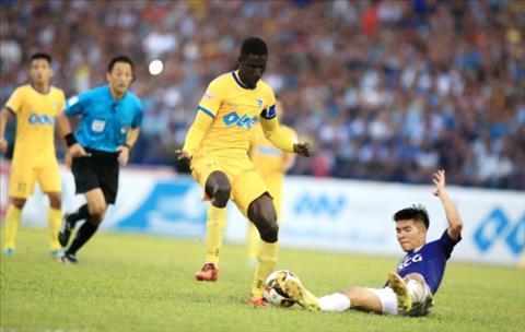 Tong hop Thanh Hoa 3-3 Ha Noi (Vong 21 V-League 2017) hinh anh