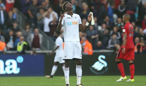 Aston Villa muốn mượn Tammy Abraham hình ảnh