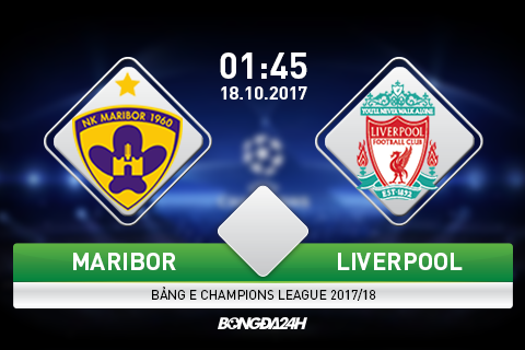 Nhan dinh Maribor vs Liverpool 01h45 ngay 1810 (Champions League 201718) hinh anh