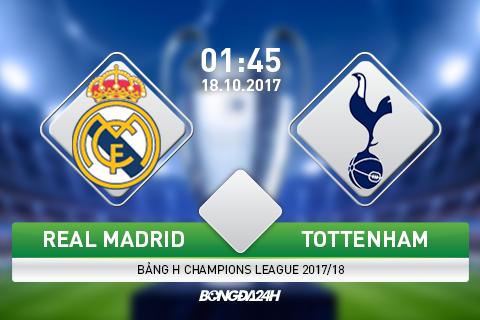 Real Madrid vs Tottenham (1h45 ngay 1810) Nhung ke di biet hinh anh 4