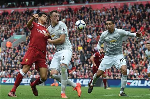 Liverpool vs M.U Solanke va Smalling