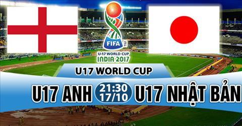 Nhan dinh U17 Anh vs U17 Nhat Ban 21h30 ngay 1710 (VCK U17 World Cup 2017) hinh anh