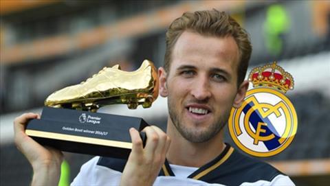 Real Madrid vs Tottenham Harry Kane va buoi thu viec cua su nghiep hinh anh