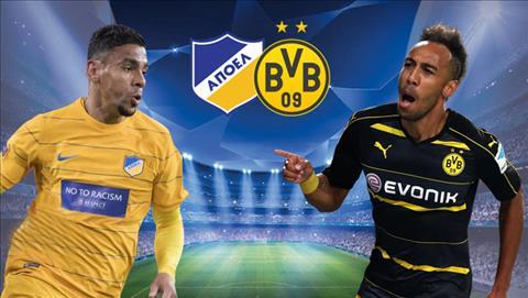 Nhan dinh APOEL vs Dortmund 01h45 ngay 1810 (Champions League 201718) hinh anh