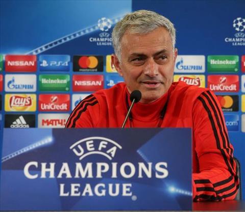Mourinho len tieng dinh chinh ve chuyen tuong lai o MU hinh anh