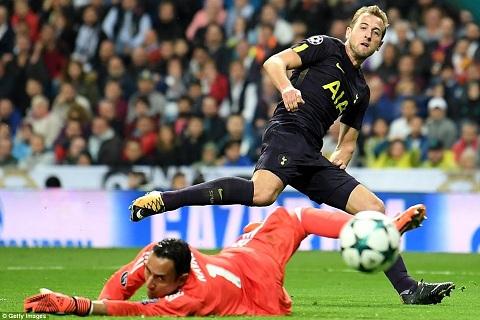 Harry Kane choi the nao trong lan dau gap Real Madrid hinh anh 2