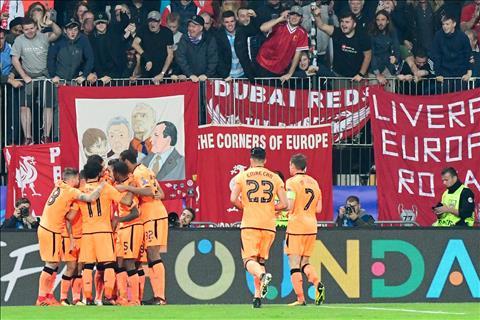 Liverpool vui dap Maribor 7-0 Xua tan nhung ap luc hinh anh