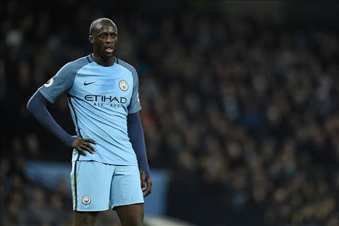 Sau khi rời Man City, Yaya Toure cập bến West Ham hình ảnh