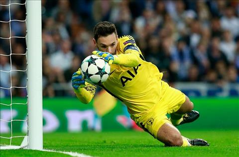 Cham diem Real 1-1 Tottenham Hoan ho Lloris! hinh anh