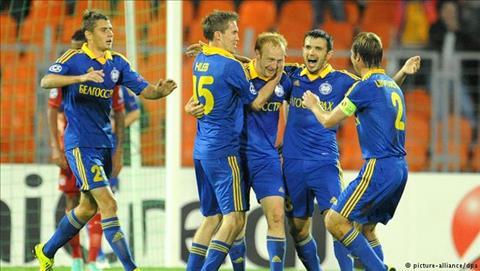 Nhan dinh BATE Borisov vs Cologne 00h00 ngay 2010 (Europa League 201718) hinh anh