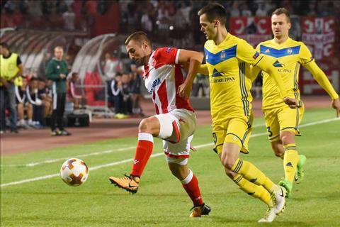 Crvena Zvezda vs Arsenal (0h ngay 2010) Qua khu ua ve hinh anh 2