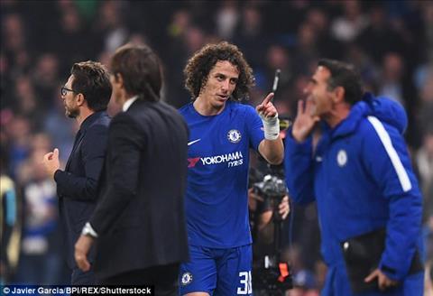 David Luiz o lai Chelsea voi mot dieu kien hinh anh