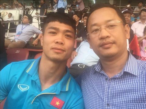 Nguoi quen cua Cong Phuong tro thanh tro ly ngon ngu cho HLV Park Hang Seo hinh anh