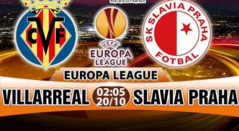 Nhan dinh Villarreal vs Slavia Prague 02h05 ngay 2010 (Europa League 201718) hinh anh