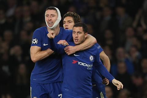 Chelsea 3-3 Roma Su tro lai cua tien ve Eden Hazard hinh anh 2