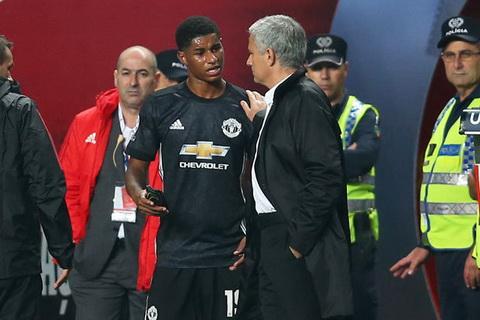 Mourinho va con dau dau moi tu Marcus Rashford hinh anh 2