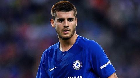 Chelsea nhan tin vui tu tien dao Alvaro Morata hinh anh 2