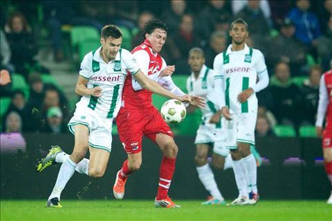 Nhan dinh Groningen vs Willem II 01h00 ngay 2110 (VDQG Ha Lan 201718) hinh anh