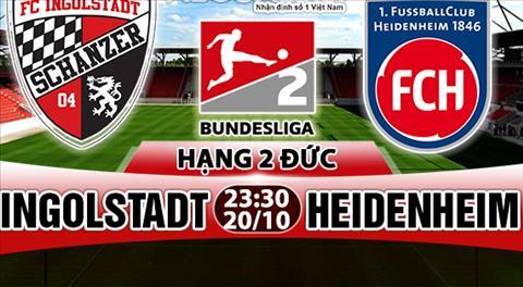 Nhan dinh Ingolstadt vs Heidenheim 23h30 ngay 2010 (Hang 2 Duc 201718) hinh anh