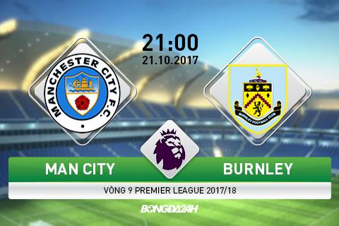 Man City vs Burnley (21h ngay 2110) Them mot man huy diet hinh anh