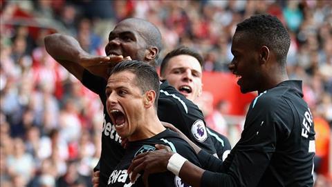 West Ham vs Brighton 2h45 ngày 31 (Premier League 201819) hình ảnh