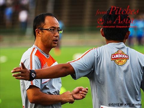 DT Campuchia co HLV moi nguoi Nhat Ban hinh anh